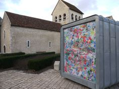 Claude Briand-Picard:: Stained Glass, plastic packaging