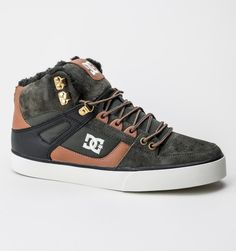 DC Spartan Hi WC WNT Military