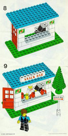 Lego 10696 Building Instructions