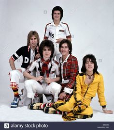 Les Mckeown, Bay City Rollers, Teenage Dream, Pop Group, Ronald Mcdonald, Coaching, Stock Photos, My Love, Image