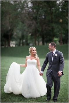 Bride and Groom wedding photos in Indianapolis Cory + Jackie Wedding Photographers