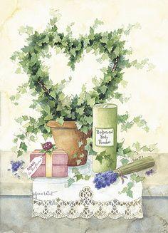 Botanical Body Powder (Annie LaPoint)