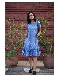 Stylish Dresses For Girls, Stylish Dress Designs, Frocks For Girls, Designs For Dresses, Casual Dresses, Simple Dresses, Casual Outfits, Simple Frock Design, Girls Frock Design