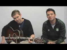 """Live Sessions with Neil Byrne and Ryan Kelly- """"Rock n' Roll Kids"""", promo for the first ABC tour in spring 2012"""