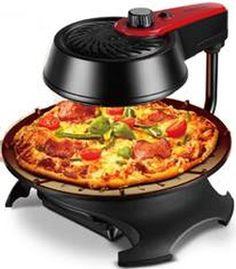 Halogeen easy grill. Een grill met een schitterend design die op infrarood/halogeen werkt. Zonder vet en reukvrij, gezonder kan het bijna niet. Echt een sieraad op je tafel waarmee je kunt grillen, bakken, braden en frituren zonder vet of olie te gebruiken.Metde 280 graden infrarood bovenwarmte bakt u zelfs de perfecte pizza!!