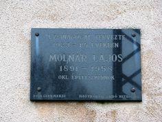 Molnár Lajos emléktábla (Nagykőrös) http://www.turabazis.hu/latnivalok_ismerteto_5301 #latnivalo #nagykoros #turabazis #hungary #magyarorszag #travel #tura #turista #kirandulas