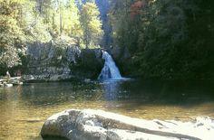 Abrams Falls Great Smokey Mountains National Park TN