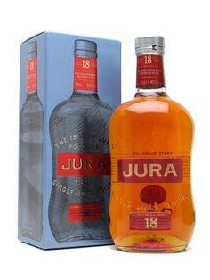 Isle of Jura whisky 18 years old