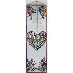 Frézia, Freesie - Decoration World Floral Tie, Cards, Decoration, Stained Glass, Copper, Wall Hanging Decor, Frame, Decor, Deko