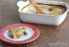 ... Shepherd's Pie features a rich, silky topping of parsnips and