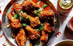 Crab Fat–Caramel Wings - The crab flavor in these mind-altering chicken wings comes from a jarred condiment that's pretty easy to find at Asian markets. ¦ Bon Appétit