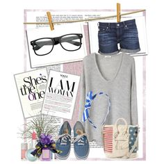 casual style by yolandapaula on Polyvore