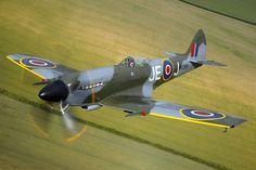 Mk XlV Spitfire MV268 JohnMDibbs