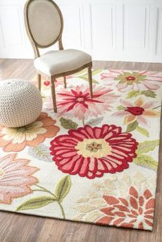 Flower Shaped Rugs   Google Search | Les Fleurs Underfoot | Pinterest |  Eclectic Rugs, Floral Rug And Houzz Great Ideas