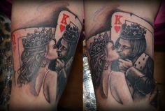 tatuajes de cartas de poker (2)                              …