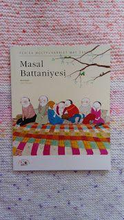 çocuk kitapları, aktiviteler, oyunlar, hayaller...: Masal Battaniyesi