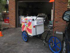 Icicle Bicycle Ice Cream Bike 5