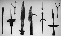 Weapons used at the Siege of Orlean