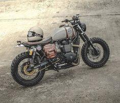 Mad Max Scrambler 900 by Zeus Custom #scrambler #triumph #zeuscustom