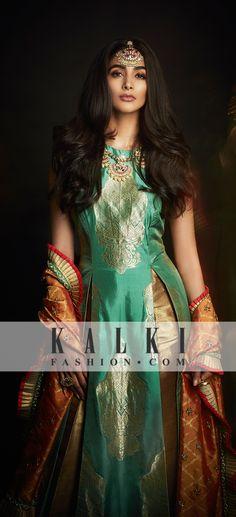 Asian Fashion Indian, Oriental Fashion, Indian Ethnic Wear, Ethnic Fashion, Indian Beauty, Love Fashion, Girl Fashion, Walima Dress, Pakistani Dresses