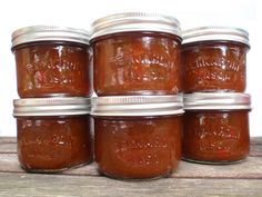 Wonderful fruit relish recipe from outlaw@home