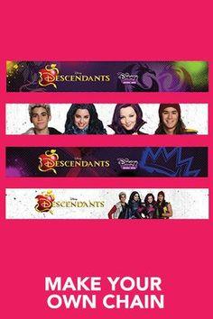 Free Disney Descendants Printables & Activities   SKGaleana
