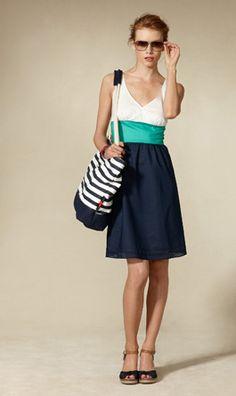 Minty Green, Whitey White & Gorgeous Blue - Tommy Hilfiger women