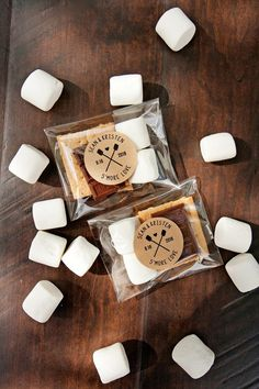 S'more Love Stickers - Camping Theme Wedding Favors, Bridal Shower - DIY Food Favor - 20 Stickers - S'more Love Stickers Personalized Wedding Favors Shower - Creative Wedding Favors, Inexpensive Wedding Favors, Cheap Favors, Beach Wedding Favors, Wedding Favors For Guests, Personalized Wedding Favors, Food Wedding Favors, Homemade Wedding Favors, Wedding Souvenir