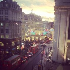 #oxfordstreet view from head office - @uoeurope