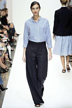 Margaret Howell Spring/Summer 2012 Ready-To-Wear | British Vogue