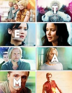 The Hunger Games: Catching Fire Team
