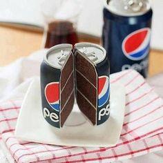 Pepsi Max Cake Recipe