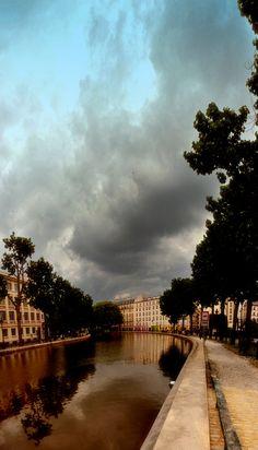 Paris - Canal Saint-Martin