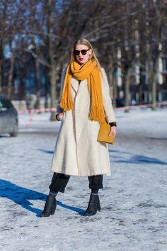 Street Style Berlin Fashion Week Januar 2016 | POPSUGAR Deutschland Mode