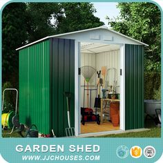 best sheds easy assemlbyit is disassembly packing and can ship by sea very easyvery cheap priceuse for storage tools in the garden