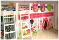 łóżko piętrowe z domkiem - Szukaj w Google Toddler Bed, Google, Furniture, Home Decor, Child Bed, Decoration Home, Room Decor, Home Furnishings, Home Interior Design