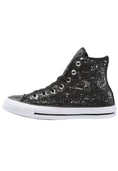 CHUCK TAYLOR ALL STAR - Sneaker high - black/white