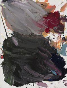 Josh Smith. Untitled, 2008. Oil on canvas.