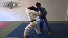 投技 - basic judo tachiwaza or throwing techniques - YouTube