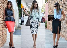 LAPIS - camisas, terninhos, salto alto e médio