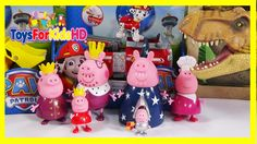 Juguetes de Peppa Pig Familia Real - Peppa Pig Royal Family - peppa la cerdita ToysForKidsHD