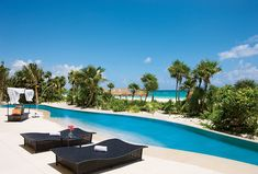 The luxurious Secrets Maroma Beach Riviera Cancun is situated on Maroma Beach, recognized as one of the World's Best Beaches.