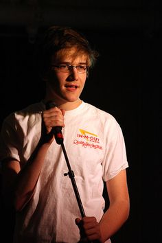 Bo Burnham is a genius, I wish I was as funny as him at his age