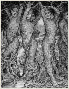 oak tree spirits