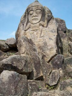 Del Parque de San Agustín – Colombia https://www.google.com/maps/place/San+Agustin+Archeological+Park/@1.9167003,-76.7760929,189551m/data=!3m1!1e3!4m5!3m4!1s0x0:0x86a5f6df7270d34c!8m2!3d1.9167003!4d-76.2332997
