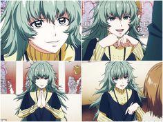 Takatsuki Sen is it just me or does she look like Eto