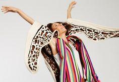 "You Should Know… Mara Hoffman. Occupation: fashion designer. Motto: ""Be light."""