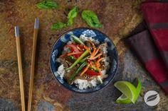 Hoisin Beef & Rice Bowls - Wildtree Recipes