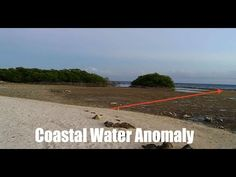 """(64) NEW water anomaly - Crack opens in the earth - NEW giant """"sky line"""" photo! - YouTube"""