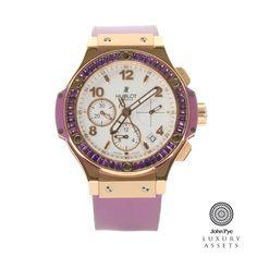 #hublot big bang frutti gents 18ct rose #gold automatic #watch